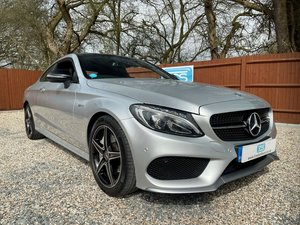 Picture of 2016 Mercedes C43 AMG 4-Matic Coupe Premium Line 9-DCT For Sale