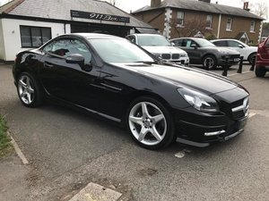 Picture of 2012 MERCEDES SLK 250 PETROL AMG-SPORT 7G-TRONIC SAT-NAV AIRSCARF For Sale
