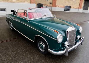 Picture of 1962 Mercedes 220SE Cabriolet. For Sale