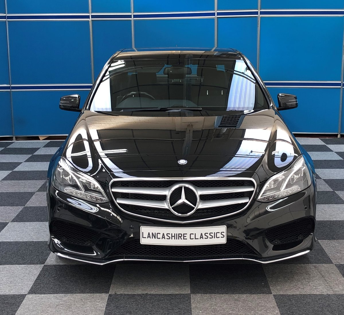 2014 Mercedes E220 Cdi AMG Sport For Sale (picture 3 of 12)