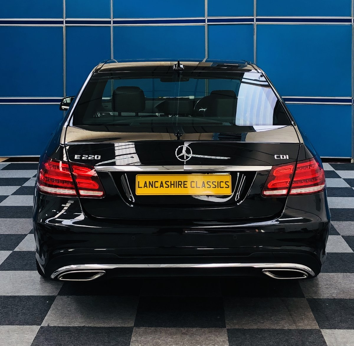 2014 Mercedes E220 Cdi AMG Sport For Sale (picture 4 of 12)