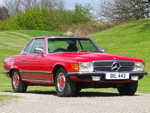 Picture of 1980 Mercedes-Benz 350 SL For Sale by Auction