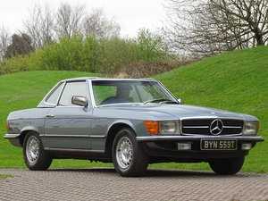 Picture of 1979 Mercedes-Benz 350 SL For Sale by Auction