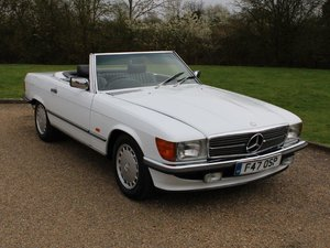 Picture of 1988 Mercedes R107 300 SL Auto at ACA 1st and 2nd May For Sale by Auction