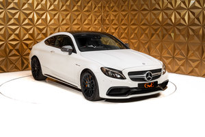 Picture of 2016 Mercedes Benz C63S AMG For Sale
