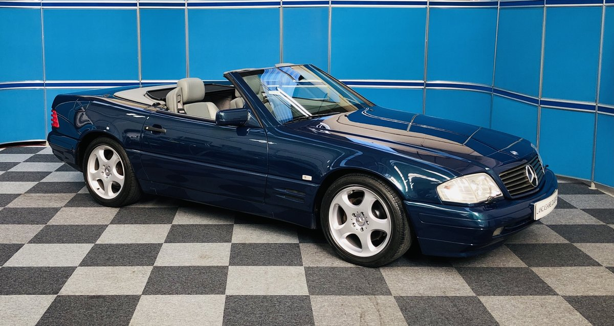 1998 Mercedes SL320 For Sale (picture 1 of 12)