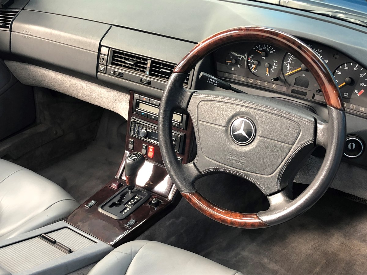 1998 Mercedes SL320 For Sale (picture 6 of 12)