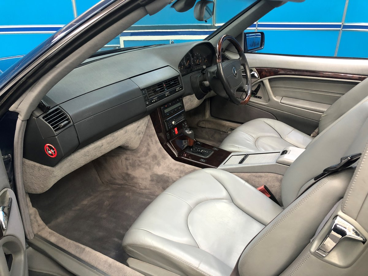 1998 Mercedes SL320 For Sale (picture 7 of 12)