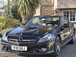 Picture of 2010 MERCEDES SL63 AMG - EXCELLENT EXAMPLE - FSH - 39185 miles - For Sale