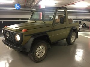 Picture of 1984 Mercedes-Benz G 230 For Sale
