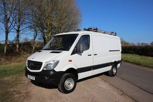 Picture of 2015 15 MERCEDES-BENZ SPRINTER 4X4 2.1 CDI MWB 4X4 For Sale