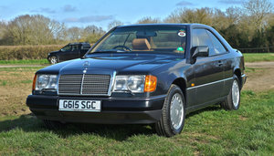 Picture of 1990 Mercedes Benz 230 CE 69k miles FMBSH For Sale