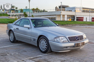 Picture of Mercedes Benz SL 500 1996 For Sale