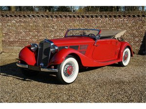 Picture of 1939 Mercedes-Benz W142 320 A CABRIOLET Factory convertible For Sale