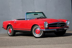 Picture of 1971 Mercedes-Benz 280 SL Pagoda LHD For Sale