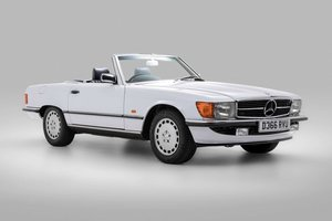 Picture of 1987 Mercedes-Benz 420SL (R107) For Sale by Auction