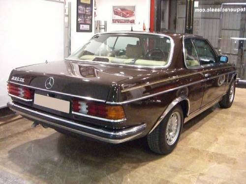 MERCEDES BENZ 230 CE W123 - 1980 For Sale (picture 2 of 6)