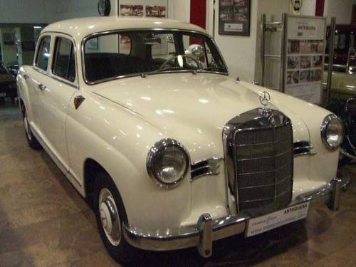 MERCEDES BENZ 190 B PONTON W121 - 1961 For Sale (picture 1 of 6)