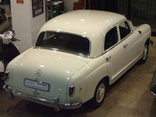 MERCEDES BENZ 190 B PONTON W121 - 1961 For Sale (picture 3 of 6)
