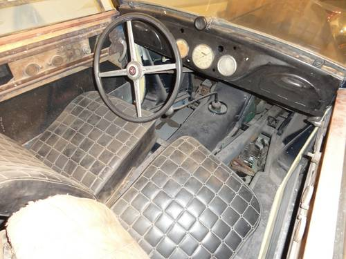 1936 Mercedes 170B Convertible For Sale (picture 4 of 6)