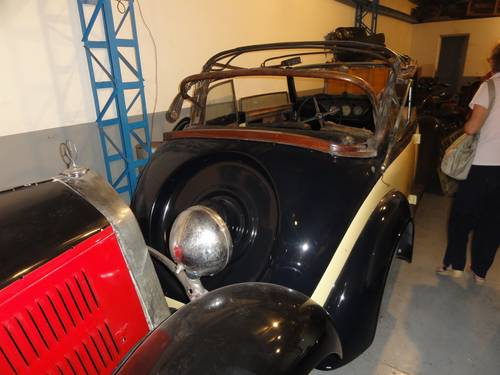 1936 Mercedes 170B Convertible For Sale (picture 5 of 6)