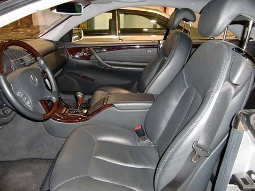 MERCEDES BENZ CL 500 AMG - 1999 For Sale (picture 4 of 6)