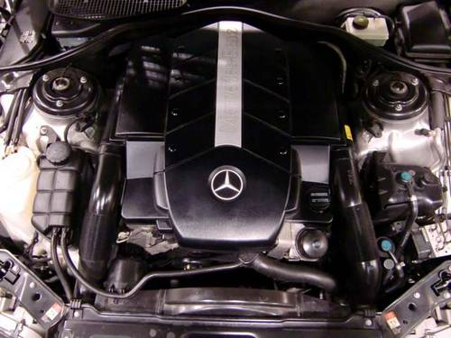 MERCEDES BENZ CL 500 AMG - 1999 For Sale (picture 5 of 6)
