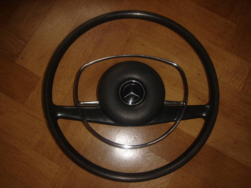 Mercedes W113 Pagoda SL Steering Wheel For Sale (picture 1 of 4)