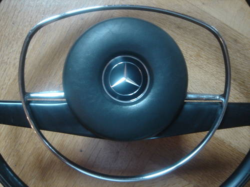 Mercedes W113 Pagoda SL Steering Wheel For Sale (picture 2 of 4)