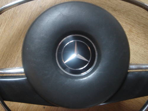 Mercedes W113 Pagoda SL Steering Wheel For Sale (picture 3 of 4)