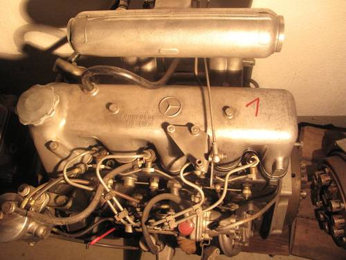 1965 Mercedes Benz 200d Engines for Sale, discounted SOLD (picture 1 of 6)