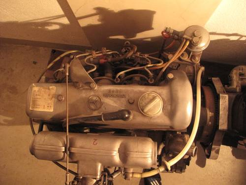 1965 Mercedes Benz 200d Engines for Sale, discounted SOLD (picture 3 of 6)