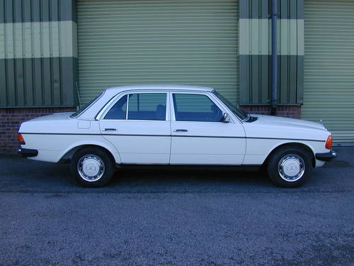 1985 MERCEDES BENZ W123 SALOON COUPE ESTATE WANTED! ASAP! - ASAP! Wanted (picture 3 of 6)