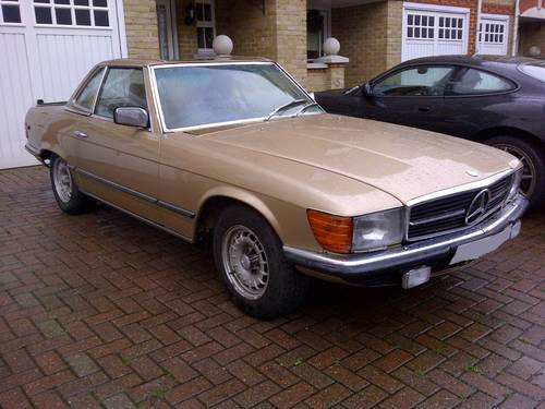280SL 350SL 450SL 500SL W107 WANTED Wanted (picture 1 of 1)