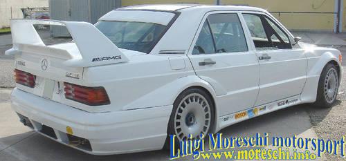 1988 Mercedes 190E 2.5 16 Evo2 For Sale (picture 4 of 6)