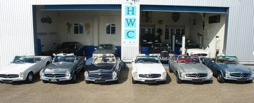 WANTED - Mercedes-Benz 280SL Pagoda Wanted (picture 1 of 1)