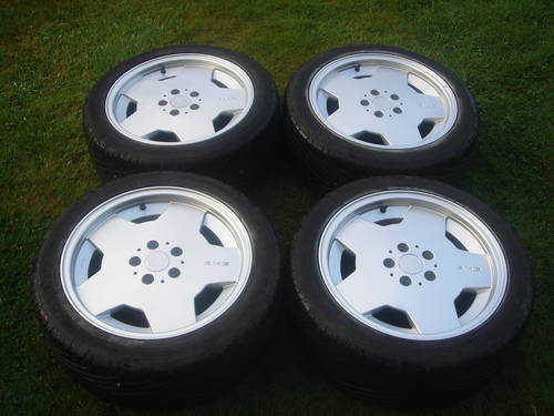 Mercedes & AMG Alloy Wheels For Sale (picture 5 of 6)