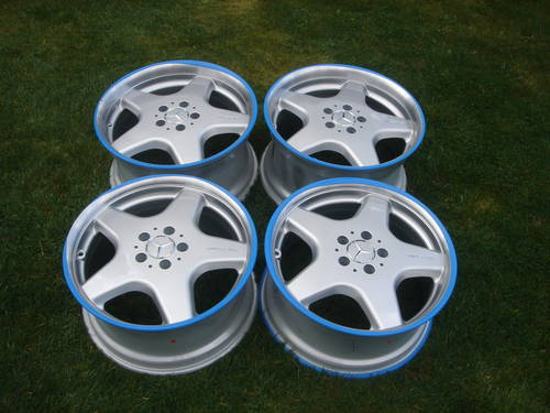 Mercedes & AMG Alloy Wheels For Sale (picture 6 of 6)