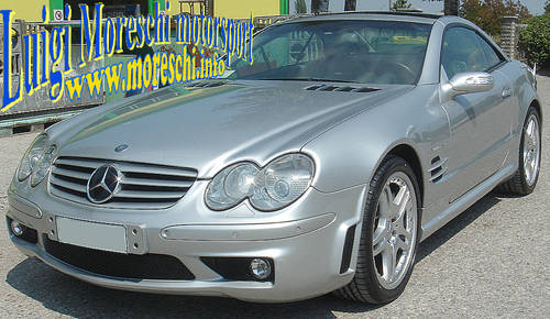 2004 Mercedes SL55 AMG F1 Performance For Sale (picture 1 of 6)