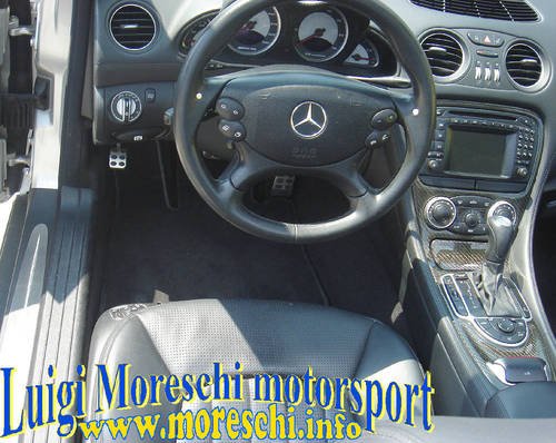 2004 Mercedes SL55 AMG F1 Performance For Sale (picture 3 of 6)