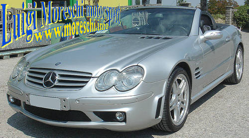 2004 Mercedes SL55 AMG F1 Performance For Sale (picture 6 of 6)