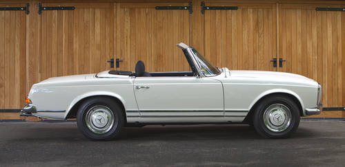 1965  230 SL Pagoda RHD For Sale (picture 1 of 6)