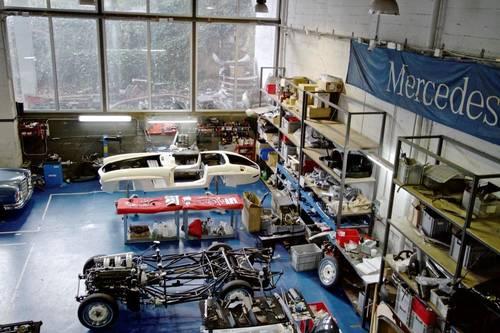 Mercedes Benz Specialist www.cochera.com   (picture 2 of 6)