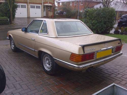 WANTED MERCEDES SL Wanted (picture 1 of 1)