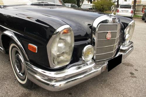 1963  Mercedes Benz - 220 SEb Cabriolet (W111) RESTORED SOLD (picture 6 of 6)