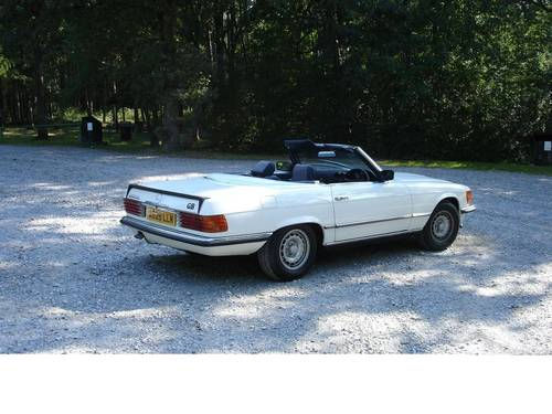 1986 WANTED MERCEDES SL 1976 -1990 Wanted (picture 1 of 1)