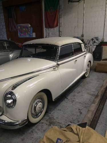 1952 Mercedes-Benz Adenauer 4DR Convertible For Sale (picture 1 of 6)