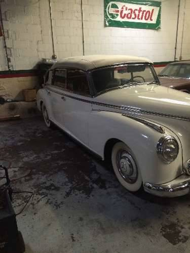 1952 Mercedes-Benz Adenauer 4DR Convertible For Sale (picture 2 of 6)