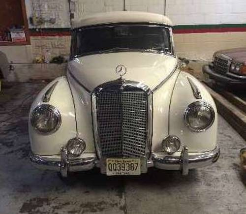 1952 Mercedes-Benz Adenauer 4DR Convertible For Sale (picture 3 of 6)