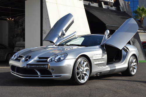 2008 Mercedes-Benz SLR McLaren Roadster For Sale (picture 2 of 6)